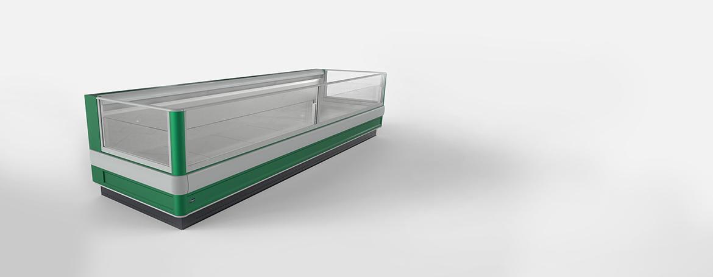 Морозильная витрина Freor LUNA