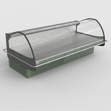 Холодильная витрина-прилавок Freor DIONA S STORAGE